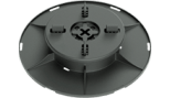 Base plot réglable STRONG 22 à 35 mm