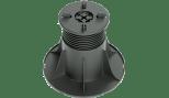 Base plot réglable STRONG 95 à 165 mm
