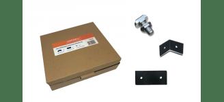 Pack accessoires structure terrasse trocosto - connecteur 90