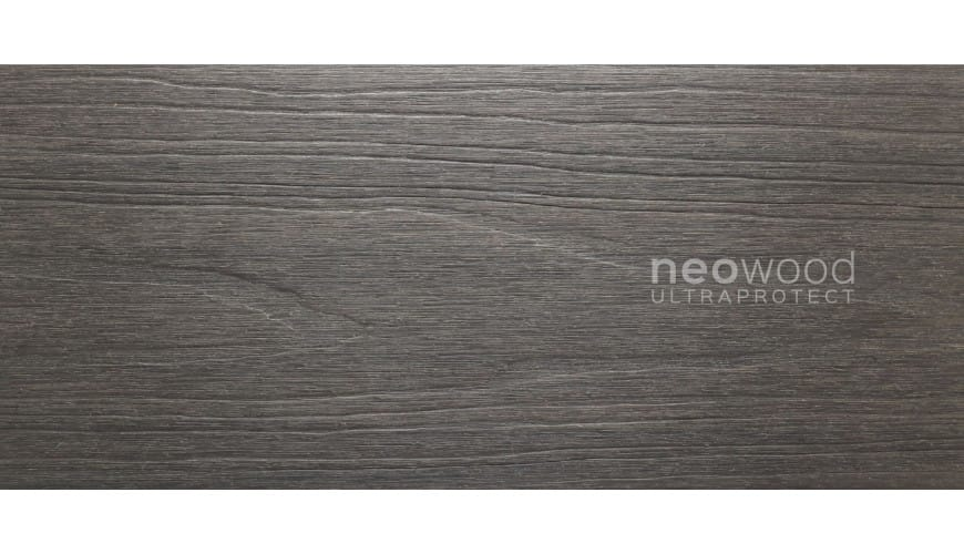 Neowood UltraProtect - Profil Plein- couleur anthracite