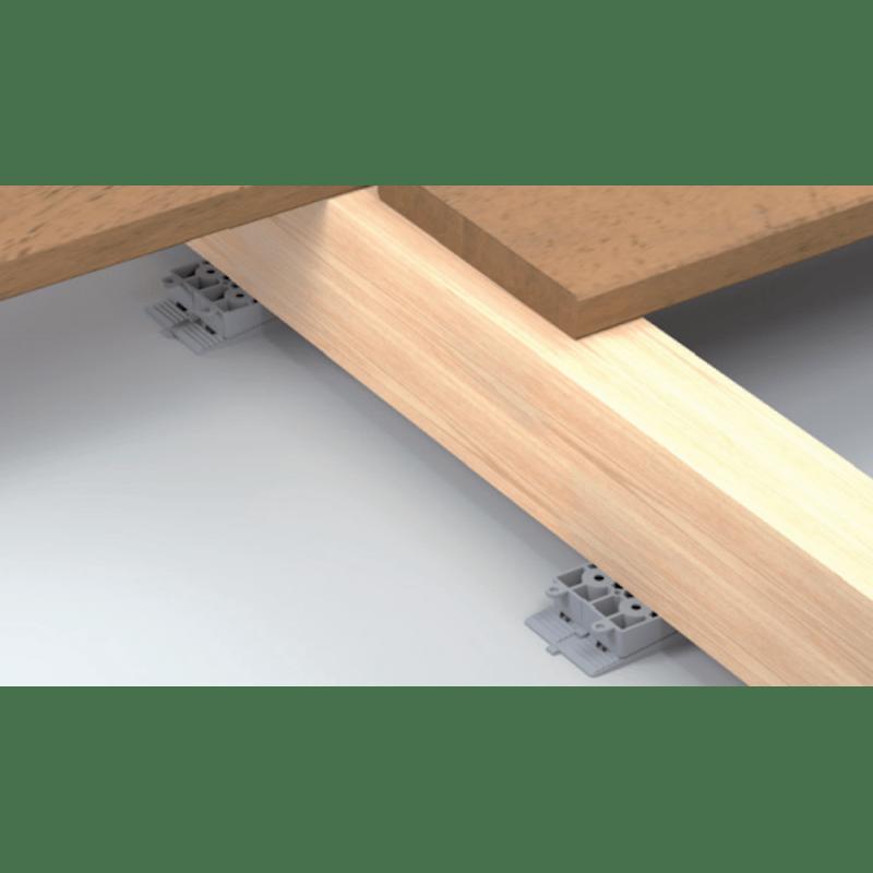 cale pour terrasse bois trendy lambourde pour terrasse bois exotique hva l m x l with cale pour. Black Bedroom Furniture Sets. Home Design Ideas
