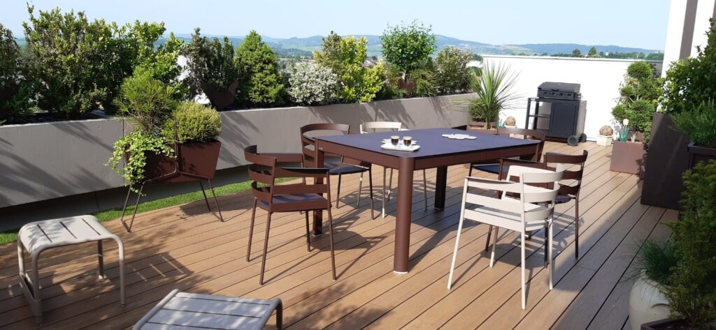 terrasse composite UltraProtect style industriel
