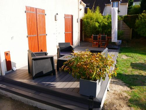 Terrasse Anthracite UltraProtect