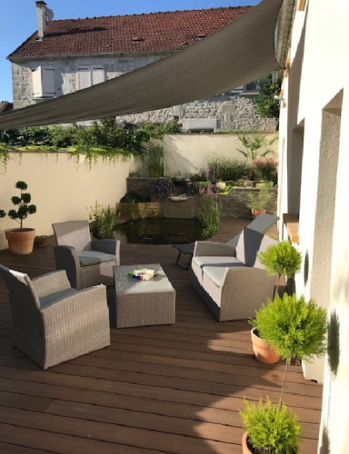 Terrasse Ipé UltraProtect