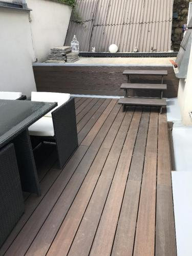 Terrasse Noyer UltraProtect