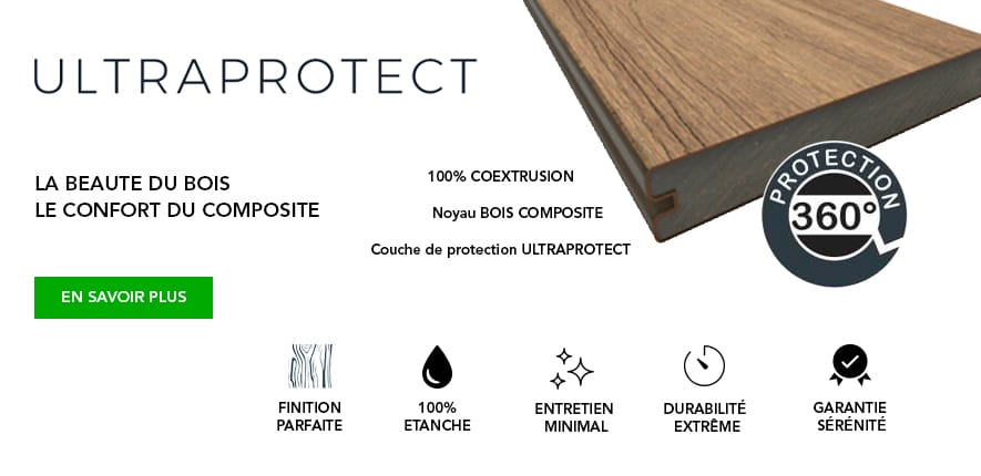 technologie ultraprotect bardage composite