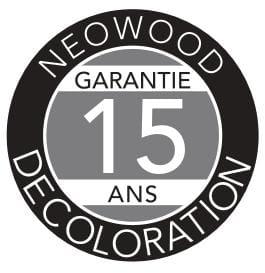 garantie bois composite décoloration