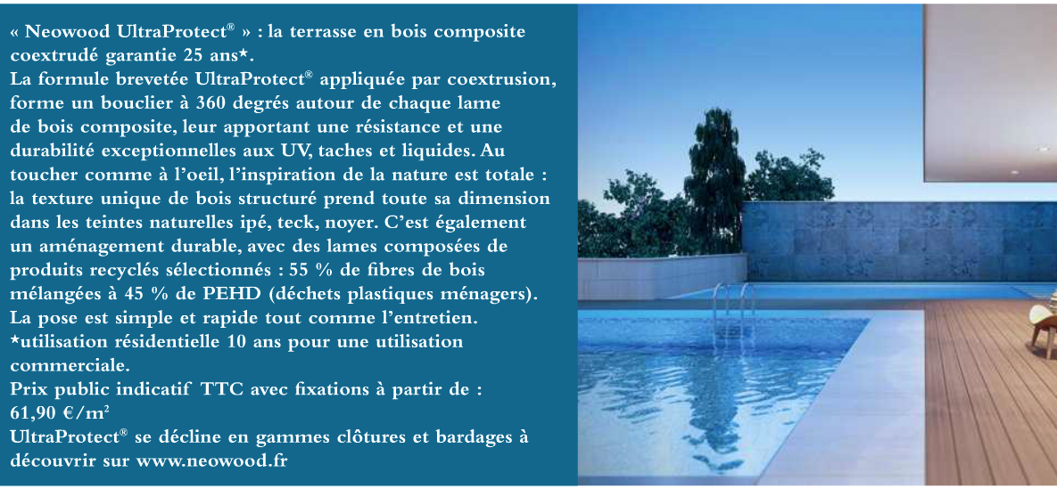 insertion magazine maison et jardin