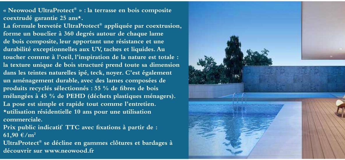 insertion magazine maison et jardin